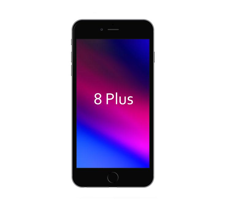 iPhone8 Plus 画像