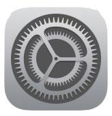 iOS7設定アイコン