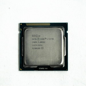 Core i7-3770 3.4GHz