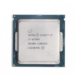 Core i7-6700K 4.0GHz