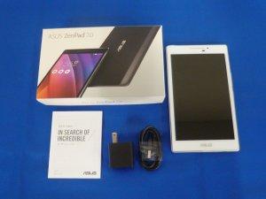 ASUS ZenPad 7.0 Z370C-SL16 シルバー