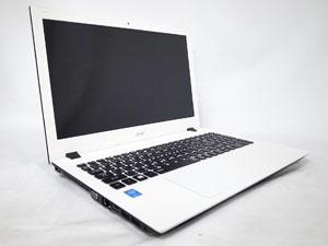 Aspire E5 コットンホワイト (E5-573-A34D/W) ホワイト 15.6インチ プロセッサ:Core i3-5005U 2GHz メモリ:4GB ストレージ:500GB HDD  Windows10 Home(64bit)