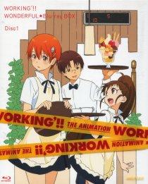 WORKING!!(第二期) Wonderful★Blu-ray BOX