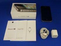 iPhone4S 32GB ブラック(MD243J/A)au対応端末