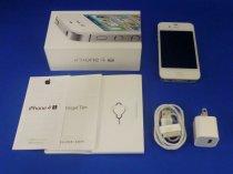 iPhone4S 32GB ホワイト(MD246J/A)au対応端末