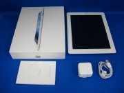 iPad3 Wi-Fi +Cellular 32GB ホワイト (MD370J/A) 第3世代 SoftBank
