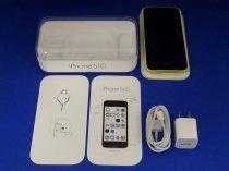 iPhone5C 32GB イエロー (MF150J/A) softbank対応端末
