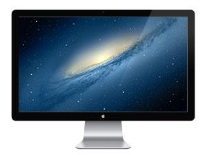 iMac (21.5-inch・Mid 2014) プロセッサ:1.4GHz Intel Core i5/メモリ:8GB/ストレージ:500GB (MF883J/A)