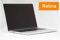 MacBook Pro (Retina・15-inch・Mid 2014) プロセッサ:2.2GHz Intel Core i7/メモリ:16GB/ストレージ:256GB SSD (MGXA2J/A)