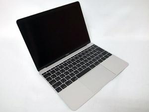 MacBook (Retina・12-inch・Early 2015) シルバー プロセッサ:1.1GHz Intel CoreM/メモリ:8GB/ストレージ:256GB SSD (MF855J/A)