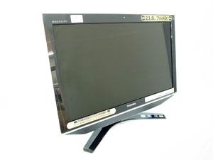 dynabook REGZA PC D732 プレシャスブラック (PD732T7FBFB) プロセッサ:Core i7 2.3GHz メモリ:8GB ストレージ:2000GB HDD  Windows7 Home Premium(64bit)