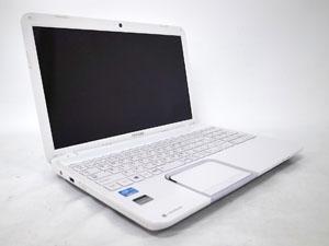 dynabook T552/58HW (PT55258HBMW) Win8 (PT55258HBMW) ホワイト 15.6インチ プロセッサ:Core i7-3630QM 2.4GHz メモリ:8GB ストレージ:1000GB HDD  Windows8 64bit