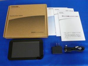 REGZA Tablet AT374/28K (16GB) PA37428KNAS