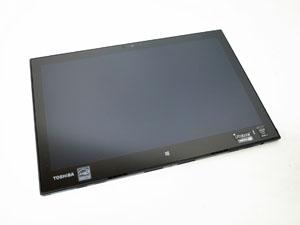 dynabook R82 (PR82PBUDC67AD31) 12.5インチ プロセッサ:Core M 1.1GHz メモリ:4GB ストレージ: 128GB SSD Windows8.1 Pro(64bit)