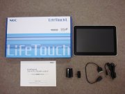 LifeTouch L TLX0W/1A (16GB) シャイニングパールホワイト LT-TLX0W1A