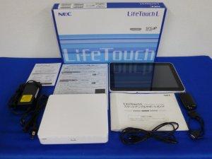 LifeTouch L  (LT-TLX7W1A) ワイヤレステレビチューナセットモデル