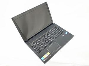 Lenovo G500 (59373980) 15.6インチ プロセッサ:Celeron 1.9GHz メモリ:4GB ストレージ:320GB HDD  Windows8 64bit