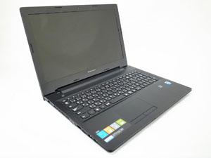 Lenovo G50 (80G001SHJP) 15.6インチ プロセッサ:Celeron Dual-Core 2.16GHz メモリ:4GB ストレージ:500GB HDD  Windows8.1 64bit