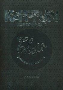 KAT-TUN/LIVE TOUR 2012 CHAIN a...