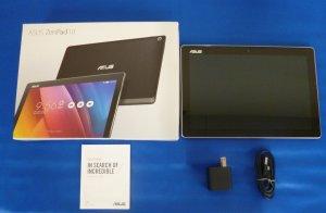 ASUS ZenPad 10インチ 16GB ブラック (Z300C-BK16)