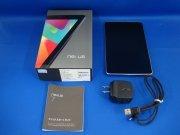 Nexus7 (2012年モデル) Wi-Fiモデル 16GB ブラック(国内モデル)
