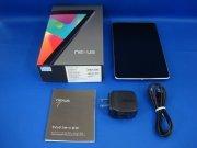 Nexus7 (2012年モデル) Wi-Fiモデル 32GB ブラック(国内モデル版)