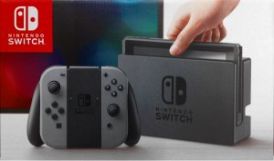 Nintendo Switch本体(ニンテンドースイッチ) ジョイコン グレー