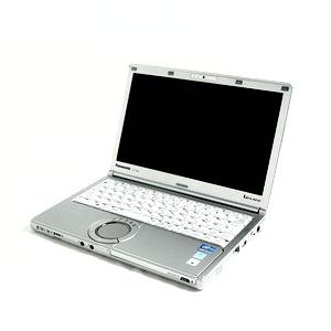 Let's note CF-SX2 (CF-SX2DEYBR) Win8 (CF-SX2DEYBR) シルバー 12.1インチ プロセッサ:Core i7-3540M 3GHz メモリ:4GB ストレージ: 128GB SSD Windows8 Pro(64bit)