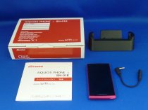 AQUOS PHONE si Pink ピンク(SH-01E) docomo対応端末