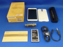 Galaxy S5 white (SC-04F) docomo対応端末