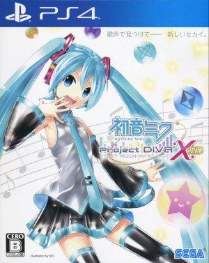 初音ミク Project DIVA X HD(PS4)