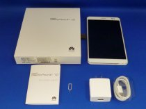 MediaPad X1 7.0 スノーホワイト 7D-504L