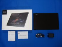 Xperia Tablet Z Wi-Fiモデル 16GB ブラック(SGP311JP/B)