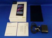 Xperia Z Ultra Wi-Fiモデル 32GB ブラック(SGP412JPB)