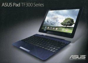 ASUS Pad TF300T 32GB ホワイト(TF300-WH32D)