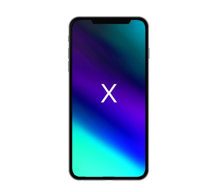 iPhoneX 画像