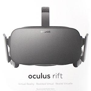 Oculus Rift 商品画像