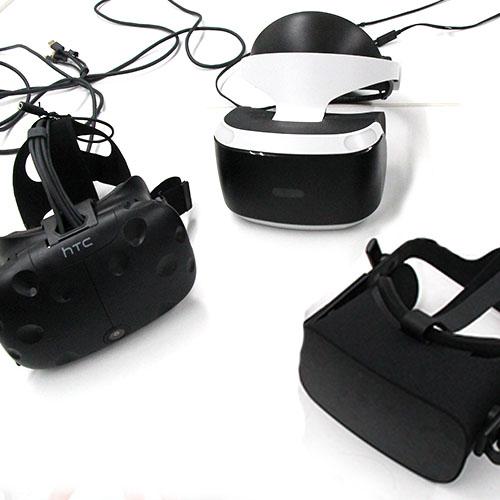 VRレビュー PSVR、HTC Vive、Oculus Riftを徹底比較、購入するならどれ?
